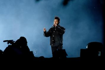 The Weeknd's Still A Northerner At Heart