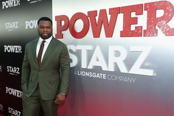 "50 Cent Levels Up In A Major Way: ""STARZ Is My Network Now"""
