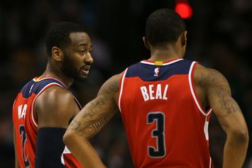 Wizards Willing To Trade John Wall, Bradley Beal: Report