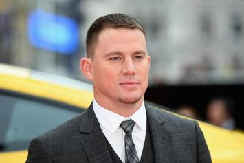 """Channing Tatum Geeks Out After His """"Idol"""" Snoop Dogg Gifts Him Something Special"""