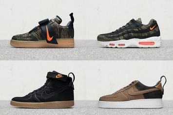 Nike Introduces Carhartt WIP Sneaker Collection: Release Date