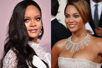 """Rihanna & Beyonce Rank In """"Forbes' Highest-Paid Women In Music 2018"""""""