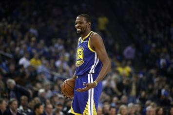 NBA Fines Kevin Durant $25,000 For Cursing At Fan In Dallas: Video