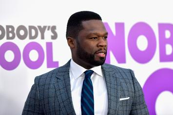 50 Cent Jokes The Feds Should Nab Him If Adrien Broner Loses Fight