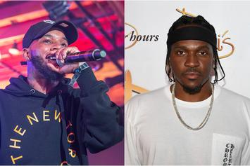 "Tory Lanez Wants Smoke With Pusha T: ""The Way I Would Smoke Him Would Be Unfair"""