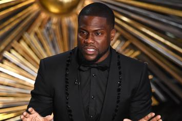 """Kevin Hart Is A """"100% No"""" On The White House Correspondents Dinner"""