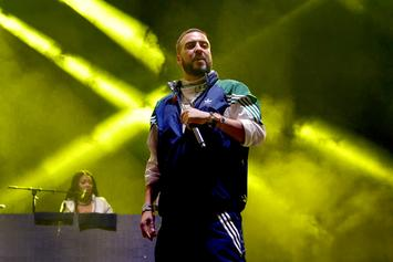 "French Montana Says ""6ix9ine Is Max B Reincarnated With Different Colour Hair"""