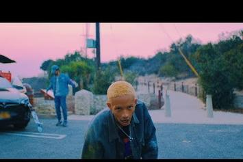 "Jaden Smith Goes Wild With His Batman Whip In ""Plastic"""