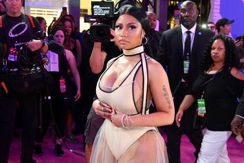 Nicki Minaj Gets Trolled For Supporting Tekashi 6ix9ine Amidst Legal Issues With Feds