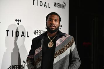 """Meek Mill On Tekashi 6ix9ine's Imprisonment: """"Them People Know He Ain't Responsible"""""""