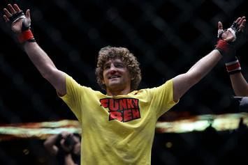 Ben Askren To Make UFC Debut Against Robbie Lawler