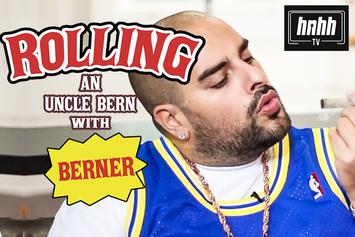 """Berner Has Come A Long Way From Rolling """"Bammer Weed"""" With Walgreens Receipts"""