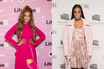 """Tyra Banks Responds To Winnie Harlow's """"ANTM"""" Shade: """"I Discovered Her"""""""