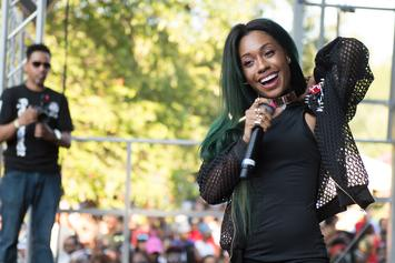 """Tiffany Evans Says She Is """"Ready To Go Off"""" After Domestic Abuse Experience"""