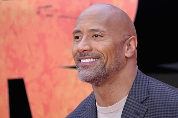 "The Rock Tells Personal Story About Tupac's ""All Eyez On Me"""