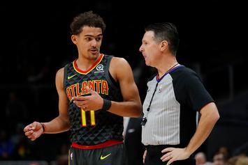 "Trae Young Doesn't Think His 23% Perimeter Shooting Is Worthy Of ""Lockdown D"""