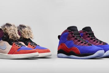 Maya Moore x Aleali May Air Jordan 1 & Air Jordan 10 Collabs: Release Details