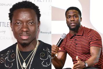 """Michael Blackson Says """"The Academy"""" Knew About Kevin Hart's """"Past"""""""