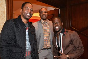 "Tony Rock Says Kevin Hart's ""Homophobic Jokes"" Are A Sign Of Acceptance"