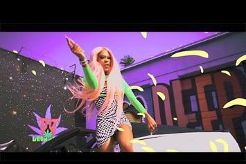 "Rico Nasty Drops Visuals For ""Oreo"""