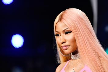 Nicki Minaj Seemingly Confirms Relationship With Alleged Convicted Rapist