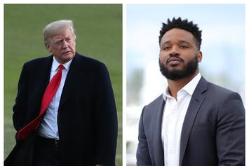 TIME's 2018 Person Of The Year Shortlist Includes Donald Trump, Ryan Coogler & More