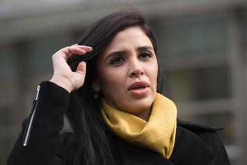 """El Chapo's Wife Defends Him As The Victim Of A Violent """"Image That Sells"""""""