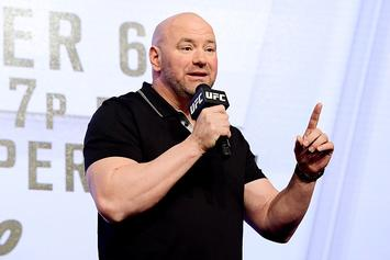 Dana White Fires Back At Oscar De La Hoya: 'He's A Liar And An Idiot'