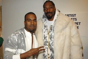 "Snoop Dogg Bumps Drake & Criticizes Kanye West: ""We Don't Give A F*ck"""