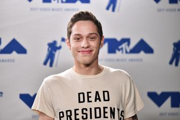 """Pete Davidson Post & Deletes Disturbing Message: """"Im Doing My Best To Stay Here For You"""""""