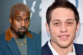 "Pete Davidson Is ""Disgusted"" By Kanye West Twitter Beef With Ariana Grande & Drake"