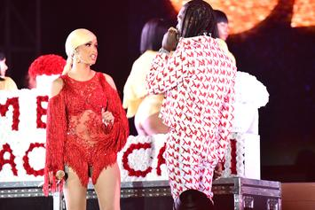 Cardi B Insists Offset's Apology Was Not Staged Despite Publicist's Involvement