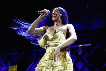 Cardi B Looks Like A Modern Day Barbie Doll In Latest Post-Breakup Outfit