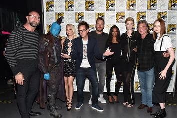 """""""Guardians Of The Galaxy 3"""" Actress Gives Fans Hope For The Threequel"""