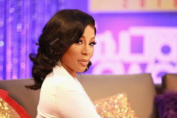 """K. Michelle Is Looking For A Girlfriend: """"Must Not Fall In Love With Me"""""""