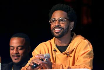 """Big Sean Teases New Music After Possible Jhene Aiko Breakup: """"Back Soon"""""""