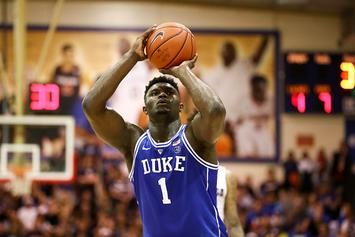 "Duke's Zion Williamson On Playing For Knicks: ""Would Probably Be Incredible"""