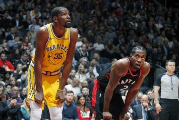 """Kawhi Leonard Still MAD Kevin Durant Called Him """"A System Player"""" In '14"""