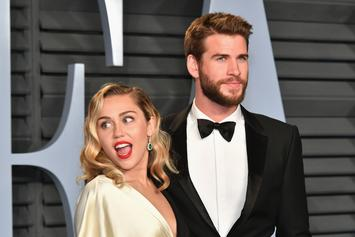 Miley Cyrus And Liam Hemsworth Get Married In Secret Ceremony