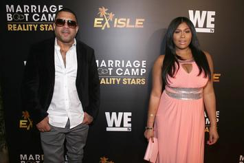 """Benzino Calls Out His Baby Mama For """"Ruining Christmas"""" & She Responds"""