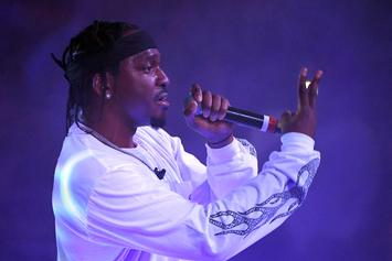 "Pusha-T Says New Music ""Will Be Out Soon"""