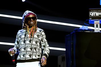 Lil Wayne Takes His Love For Uggs Up A Notch