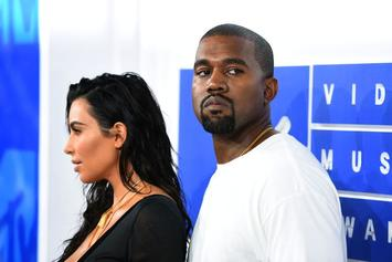 Kanye West & Kim Kardashian Expecting A Son Via Surrogate: Report