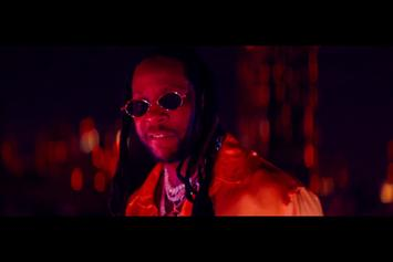 "2 Chainz Has Ladies Fighting Over ""Hot Wings"" In His New Music Video"