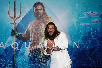 """Aquaman"" Passes ""Wonder Woman"" As DC's 2nd-Biggest Earner In Modern Era"