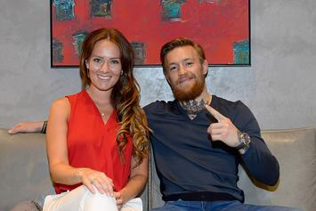 Conor McGregor, Dee Devlin Welcome Their Second Child
