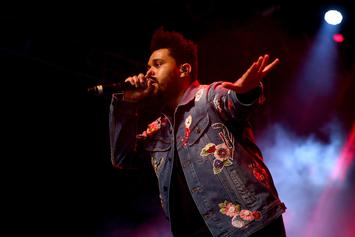 """The Weeknd Returns To The Studio Following Endless """"Chapter VI"""" Teases"""