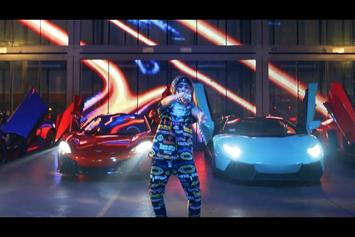 """Lil Pump Drops Off The """"Butterfly Doors"""" Music Video"""