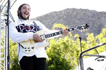 """Post Malone Puts His Support Behind The Cowboys: """"We're Gonna Kick Some A**"""""""