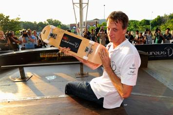 "Tony Hawk Reveals ""Skate Jam"" Looney Tunes Film Concept Image"